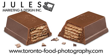 Chocolate and Candy Toronto Food Photographer