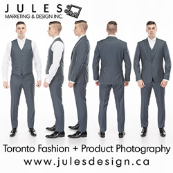 Colour Accurate Toronto Fashion Photographer