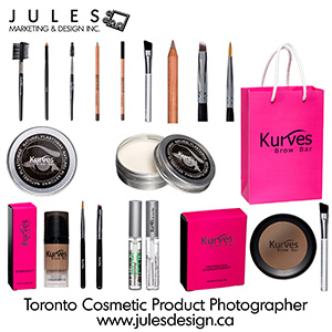 Toronto Fashion & Cosmetics Product Photographer