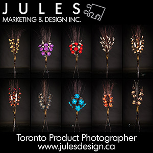 CGTA Canadian Gift Trading Association Product Photographer