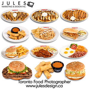 Toronto Burger Food Photographer