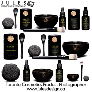 Toronto Cosmetics Product Photographer