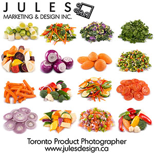 Toronto Food Service Product Photography Serving GS1 Canada members