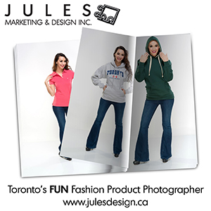 Toronto Fun Fashion Product Photographer