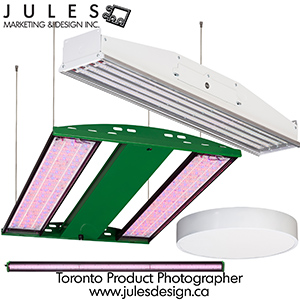 Mississauga Commercial Light Fixture Photographer