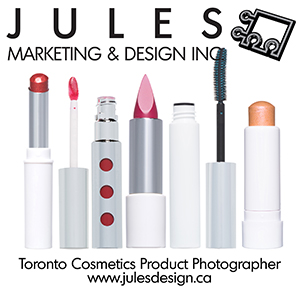 Markham Toronto Cosmetics Product Photography