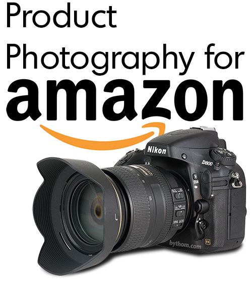Toronto Product Photography Studio for Amazon Sellers