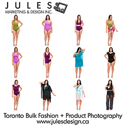 Toronto Swimwear Bulk Product Photography l