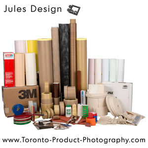 Markham Mississauga Brampton Industrial Product Photography