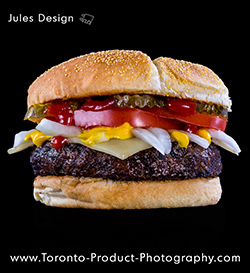 Fast Food Photography, Food Stylist, Toronto Etobicoke
